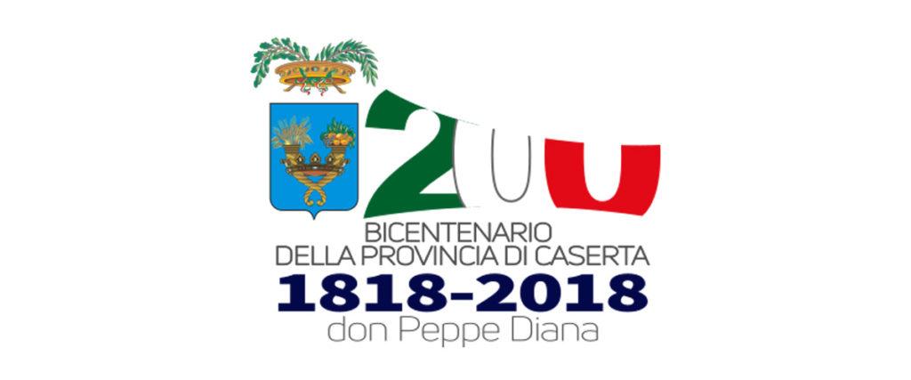 Logo Bicentenario Caserta Capoluogo