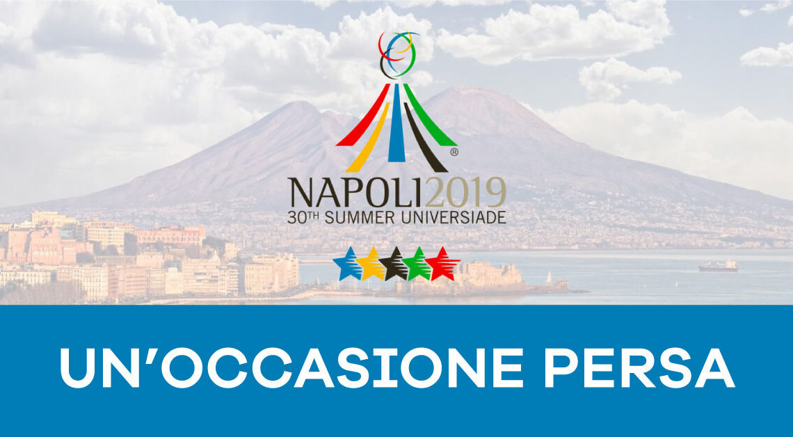 Occasione Persa Universiadi